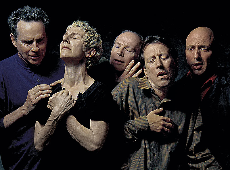 Bill Viola. Miralls de l'invisible